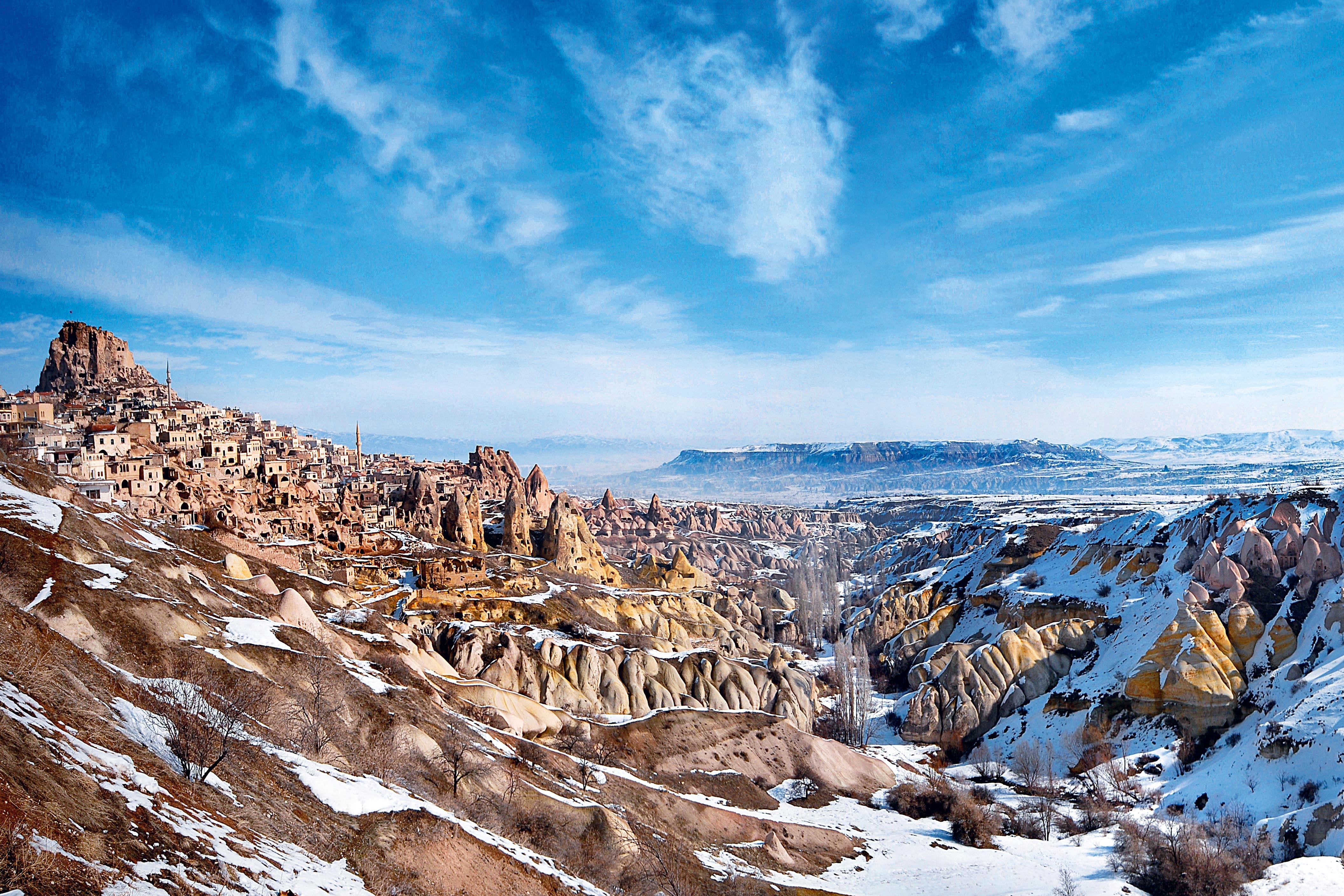 Günübirlik Kapadokya Turu