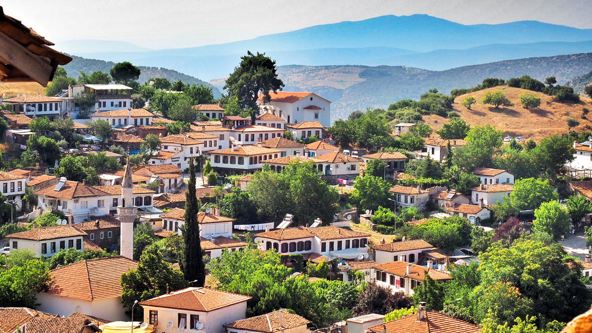 İzmir Çeşme Alaçatı Kuşadası Efes Turu
