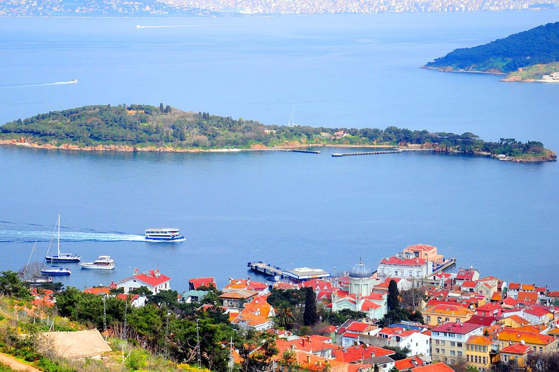 İstanbul Adalar Polonezköy Şile Ağva Turu